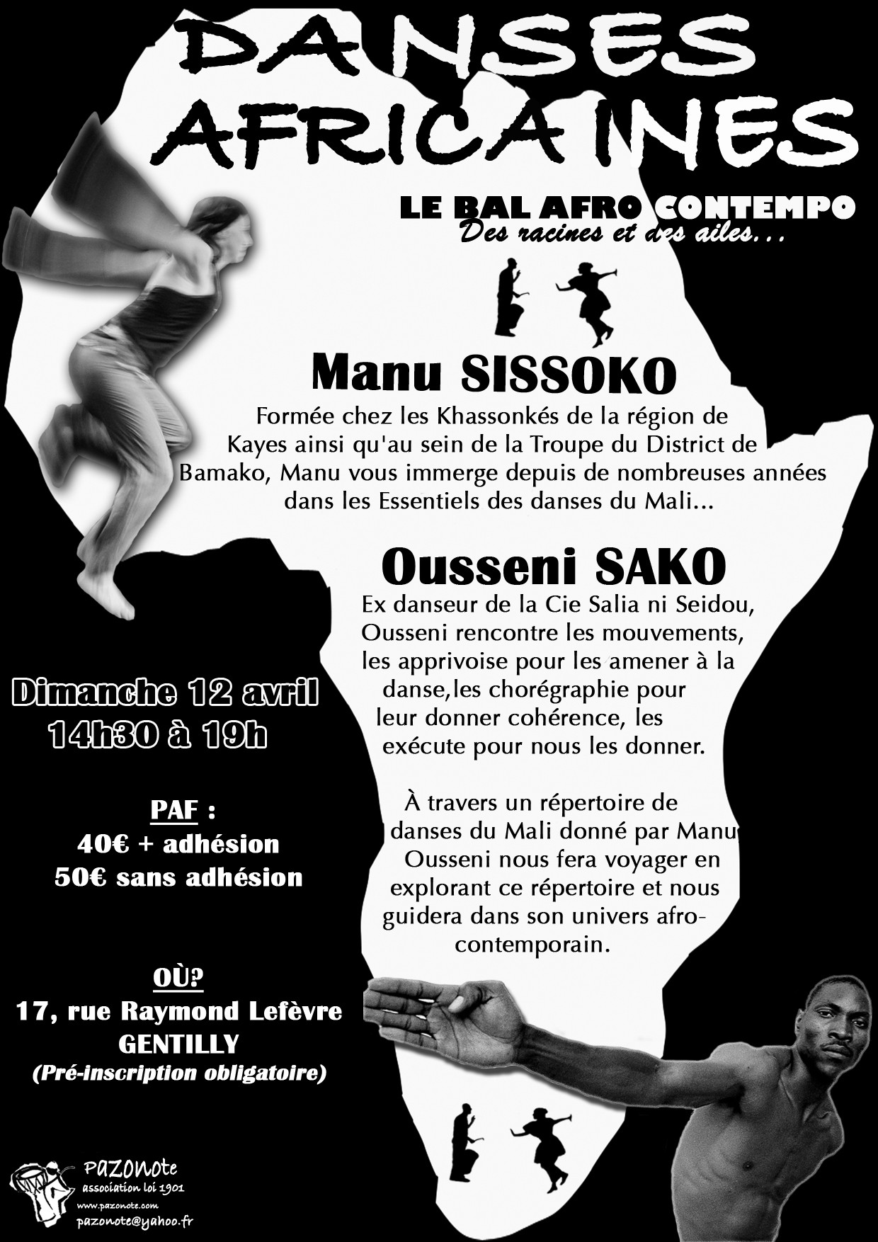 Rencontres africaine association